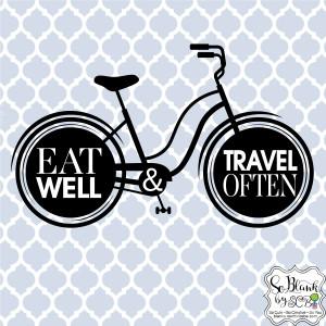 Eat Well ~ Travel Often