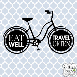 Eat Well ~ Travel Often